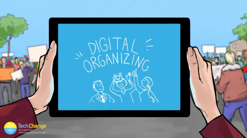 TC104: Digital Organizing and Open Government